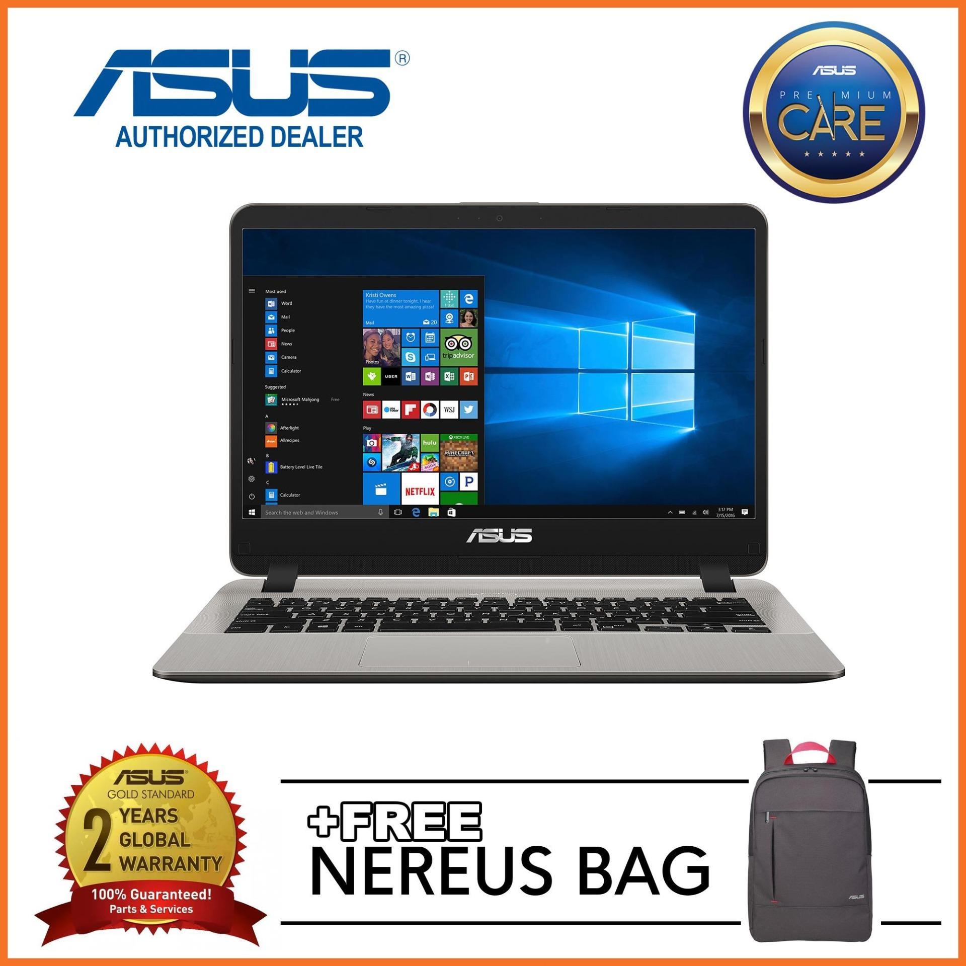 Laptop on Sale Asus X407MA-BV003T Intel Celeron QUAD Gemini Lake 4GB 500HDD