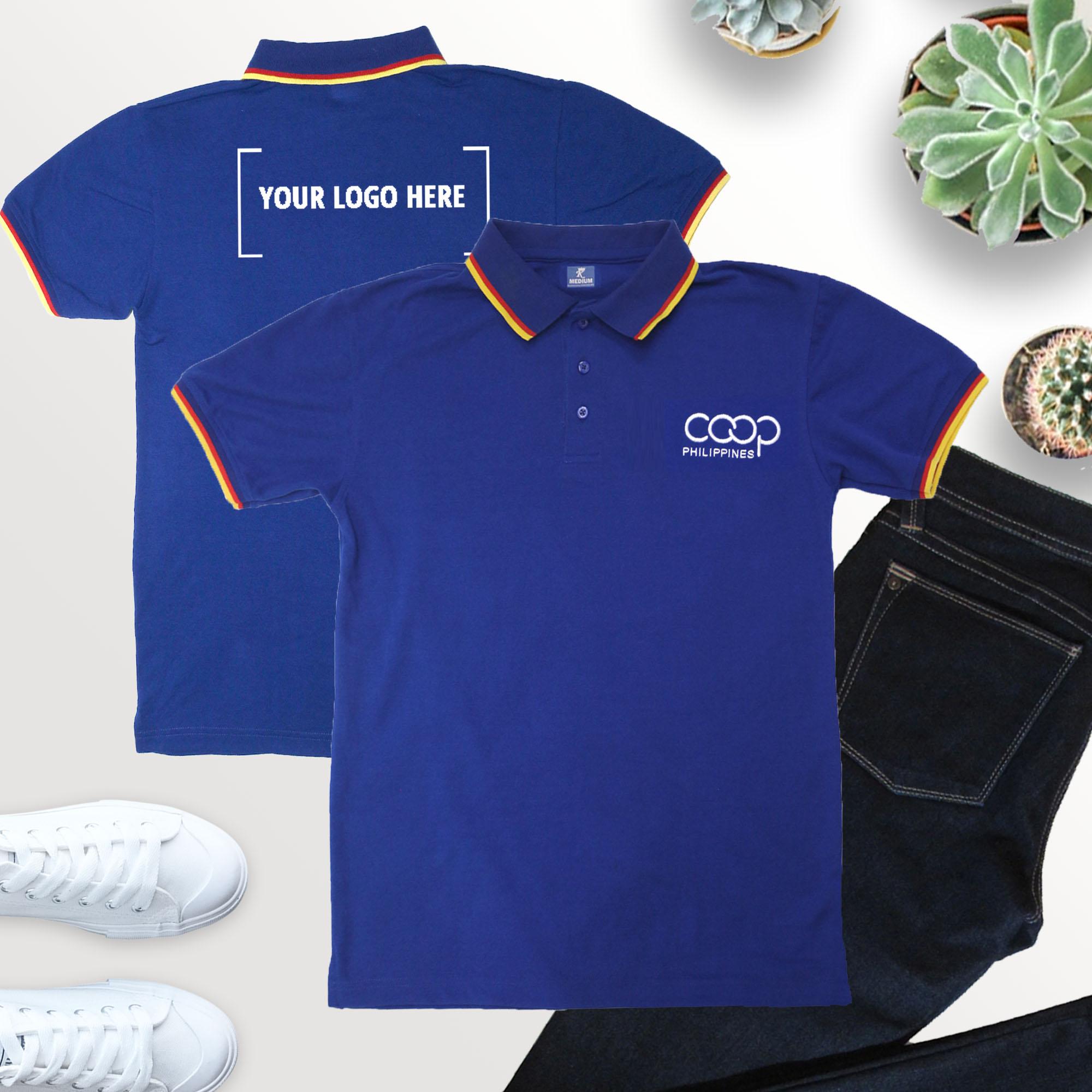 Clic Coop Philippines Uniform With