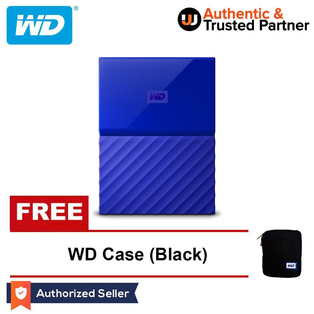 WD My Passport 1TB USB 3 0 Portable External Hard Drive