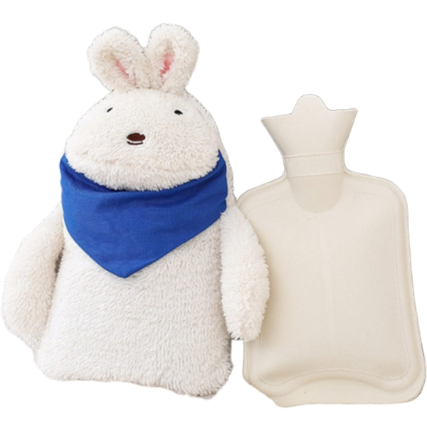 Bảng giá Rubber Hot Water Bag Hand Warmer Warming Bottle Feet Warm Plush Fabric Winter Warming Cute Present Điện máy Pico