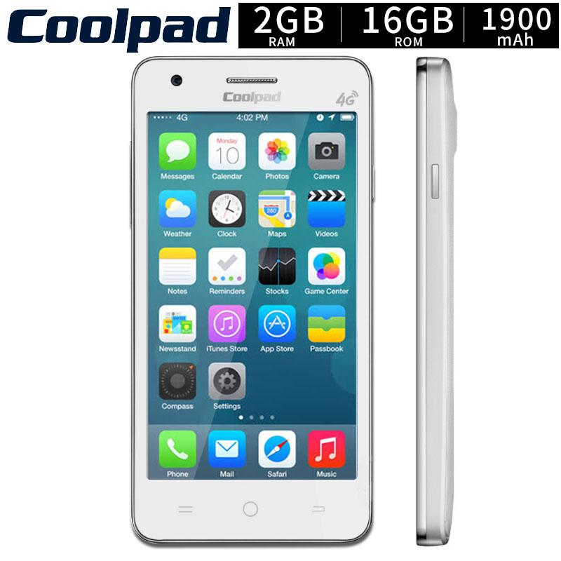 Coolpad 8702D Mobile Phone 4G Smart Phone