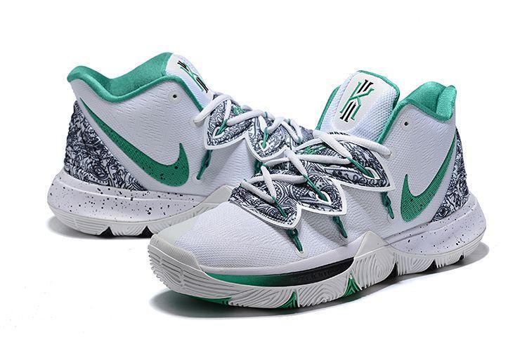 uk availability aa1b8 8f144 KYRIE IRVING 5 shoes celtics