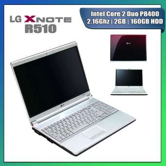 LG XNOTE R510 DRIVERS FOR WINDOWS XP