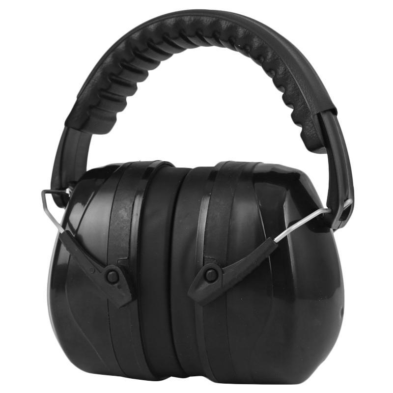 Headset Hearing Protection Ear Muffs Hunting Sleep Work Noise Reduction Sound Ear Protector Earmuffs