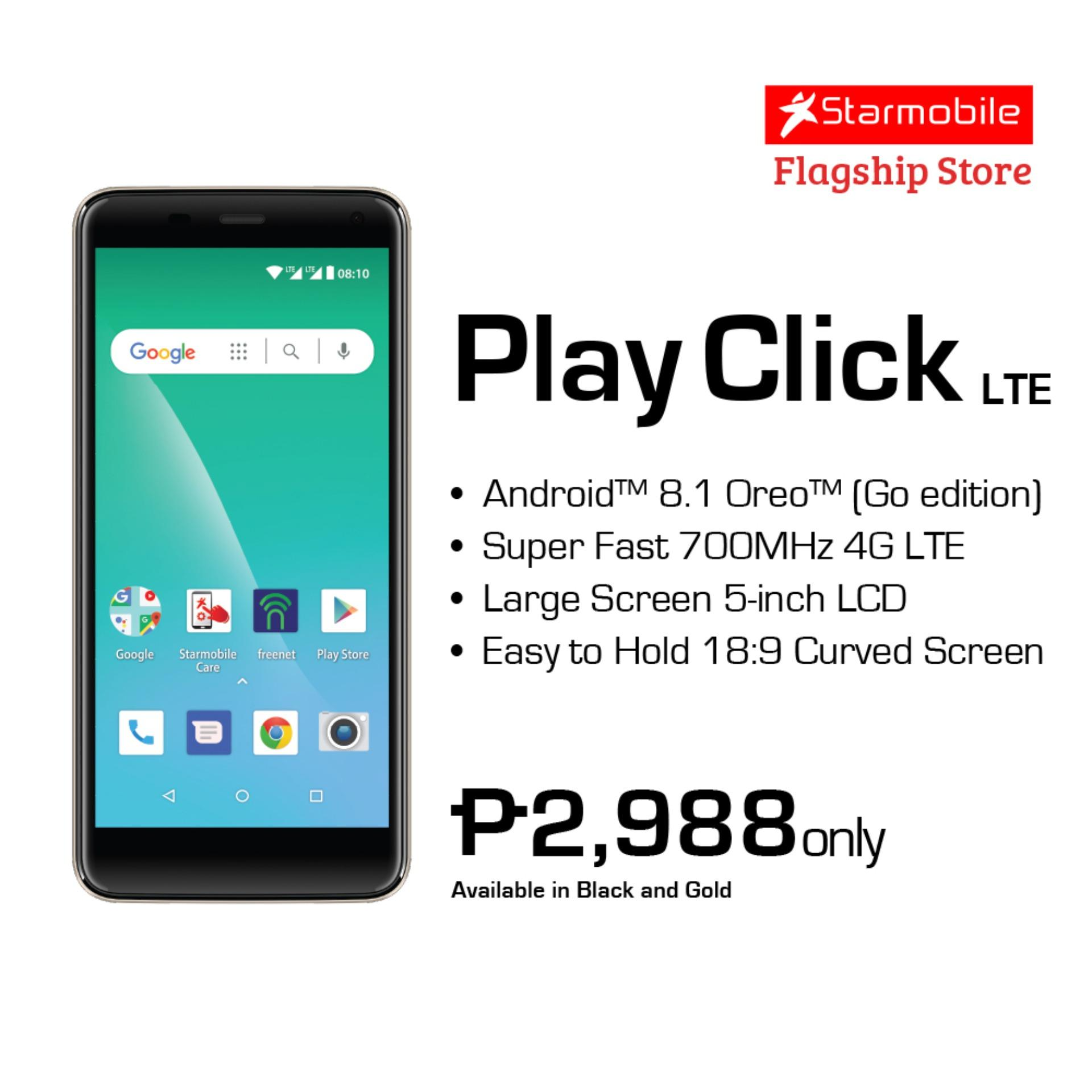 Starmobile Play Click LTE 8GB