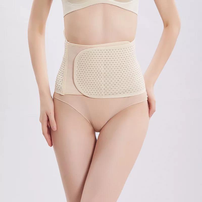 9da87654ed324 PH Elastic Postpartum Abdominal Belt Binder Belly Waist Shaper For Women  And Maternity-