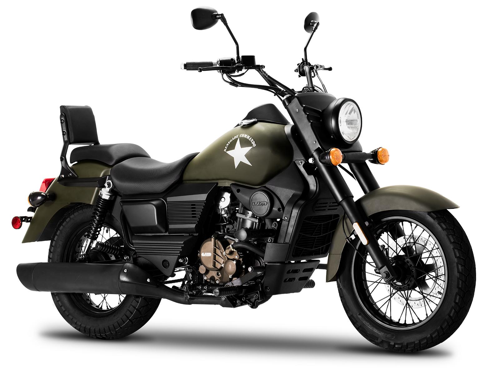 Renegade Commando 300 (RESERVATION FEE ONLY)