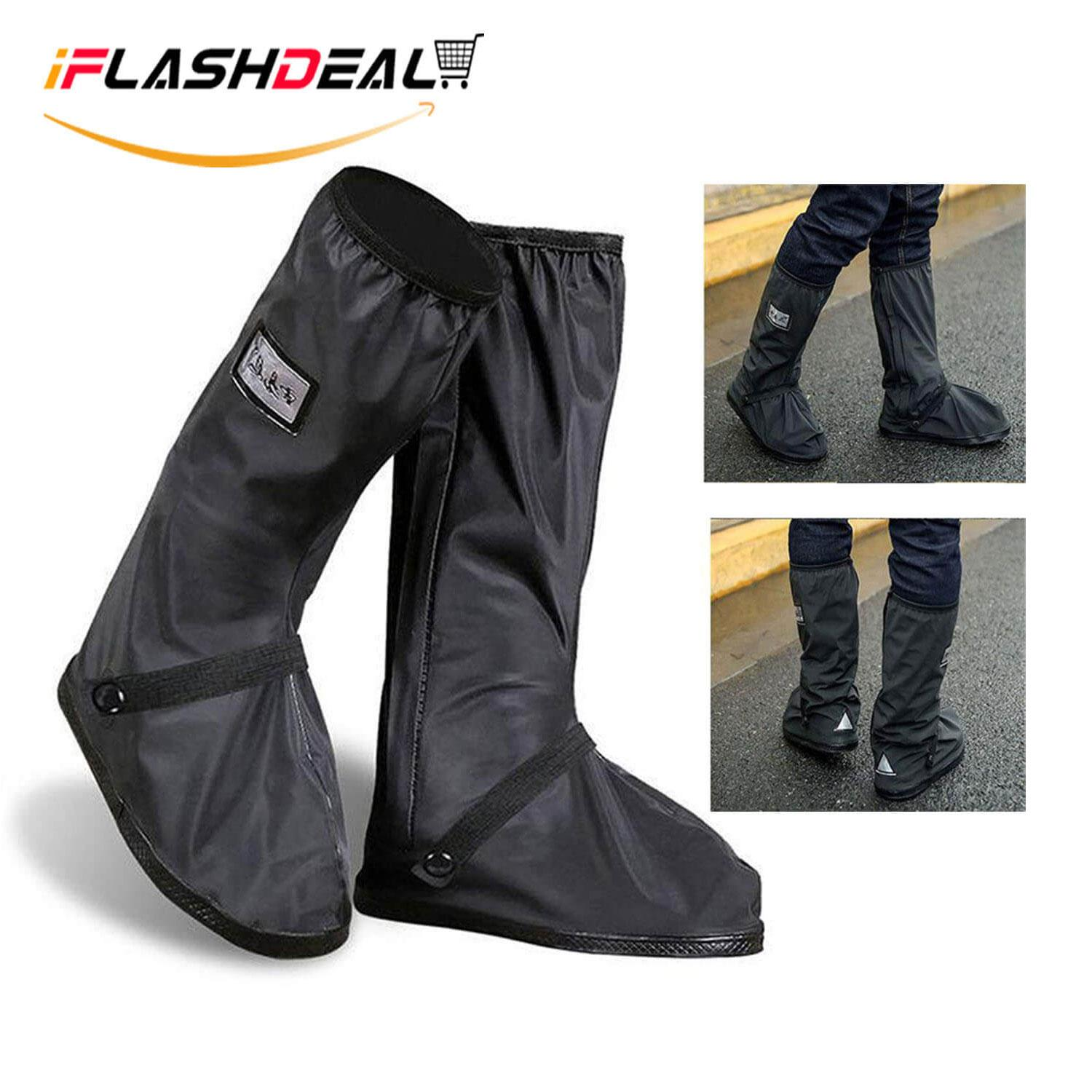a6a742b5117dd iFlashDeal Rain Boots Rain Shoes Cover Waterproof Overshoes for Women Men  Waterproof Boot