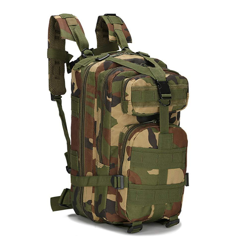 Unisex 25l 3p Military Tactical Rucsak Outdoor Camping Hiking Backpack With Molle System By Affordableshop.