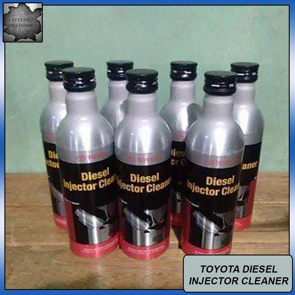 Toyota Diesel Injector Cleaner 1 Bottle