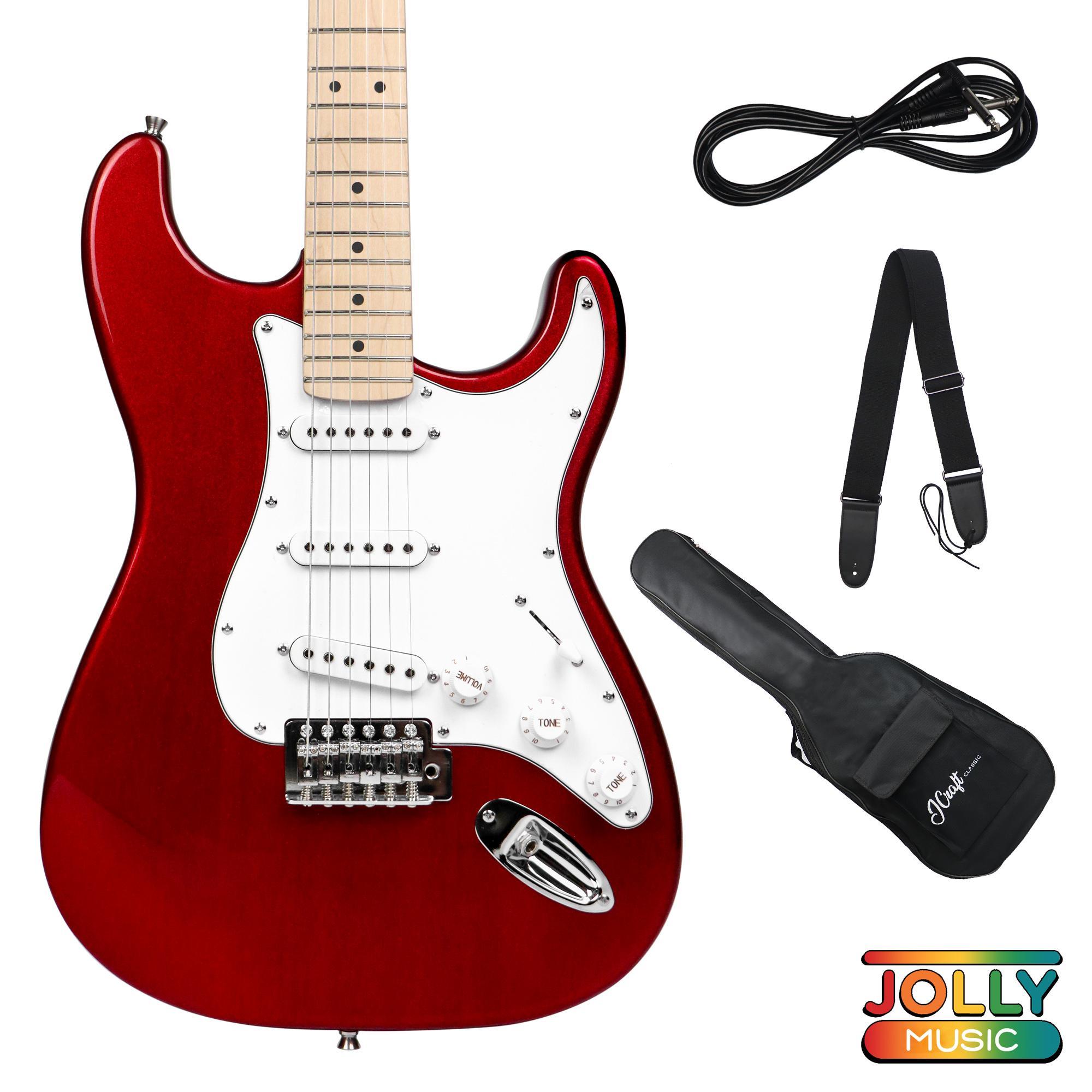 J-Craft S-1 Stratocaster Electric Guitar