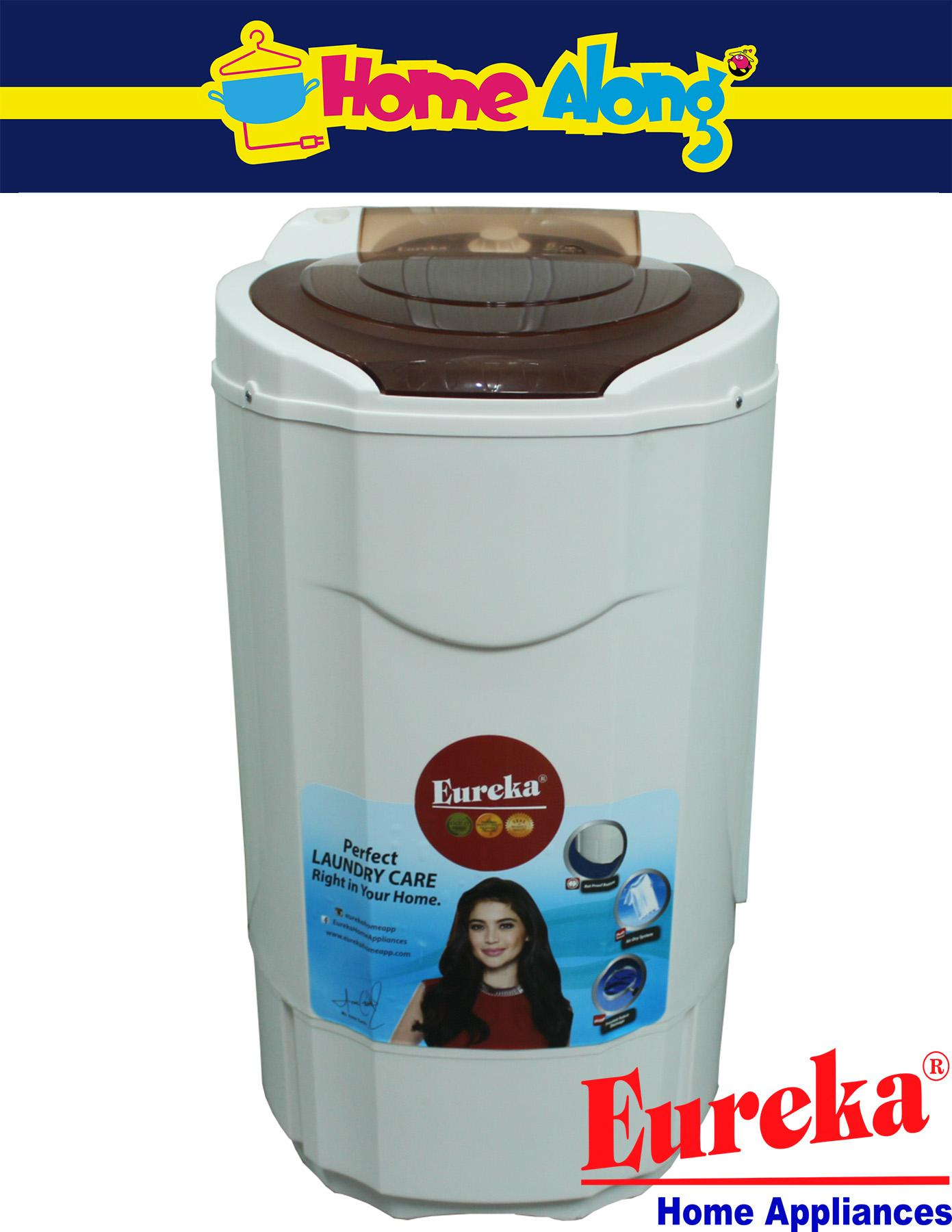 eureka spin dryer 6 8kg low noise high performance extra durable, time and  energy saving