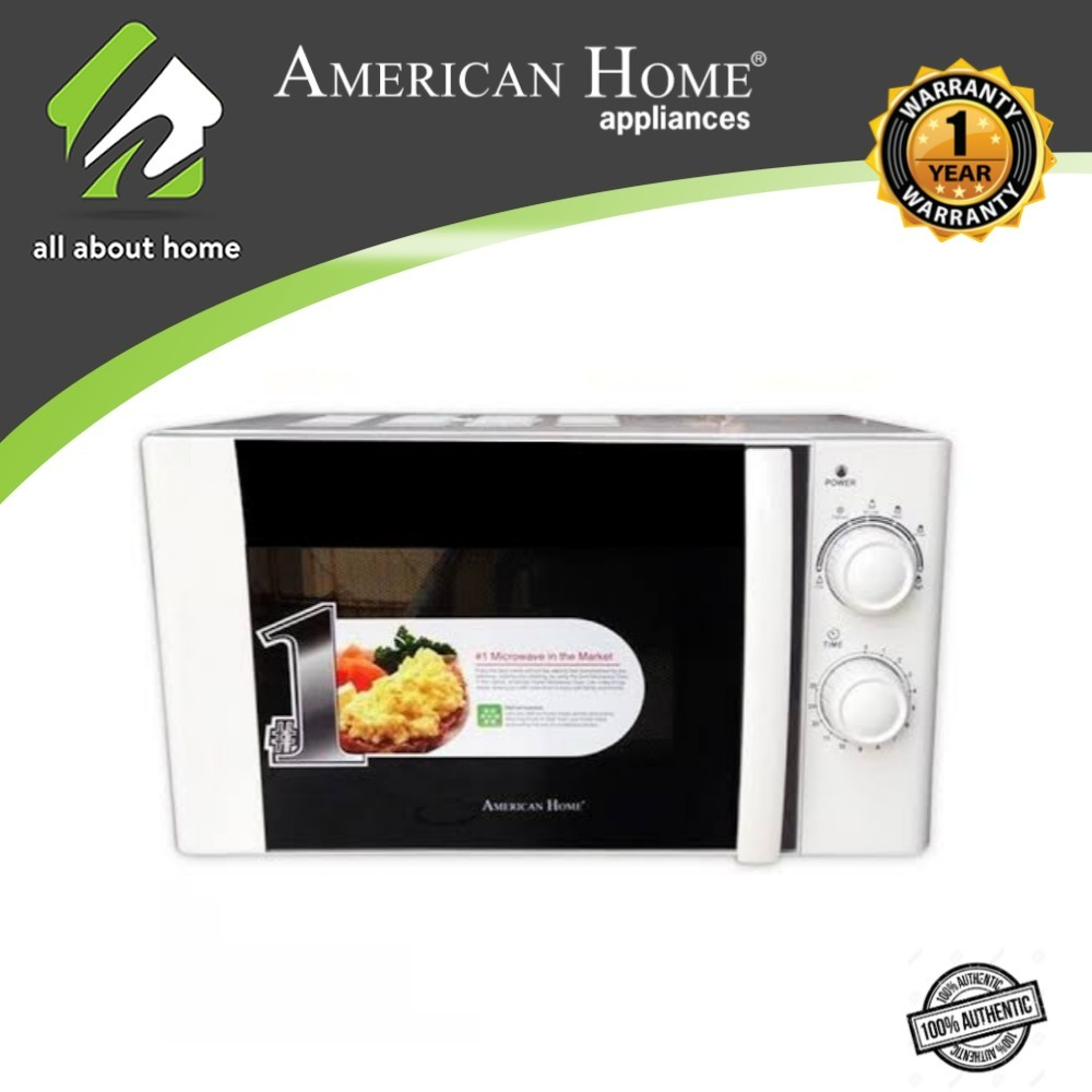 American Home 20l Microwave Oven Amw 25
