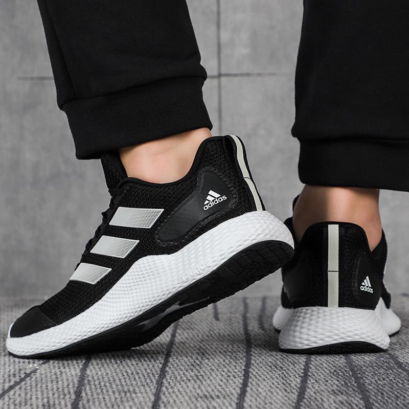 Adidas Trang Web Chính Hãng Giầy Nam 2021 Mùa Xuân Mẫu Mới Giầy Thể Thao Giày Cổ Thấp Giảm Sốc Giầy Chạy Bộ GZ5280