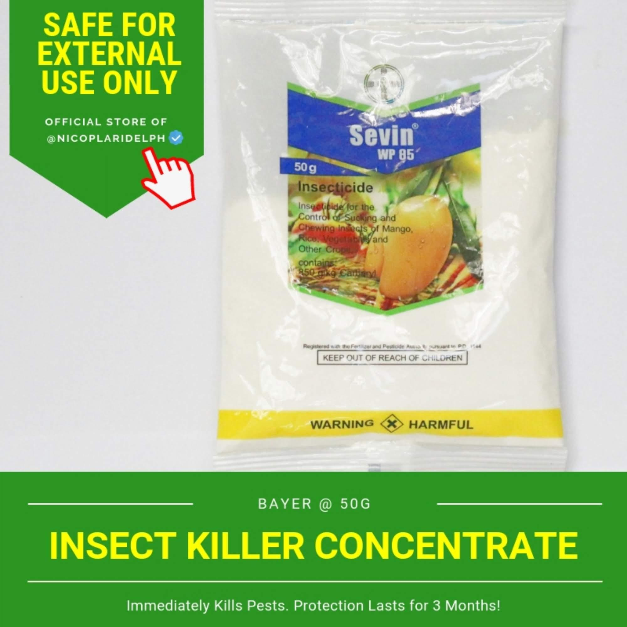 Sevin Insecticide for Pest Control (50g) [LIMITED TIME ONLY]