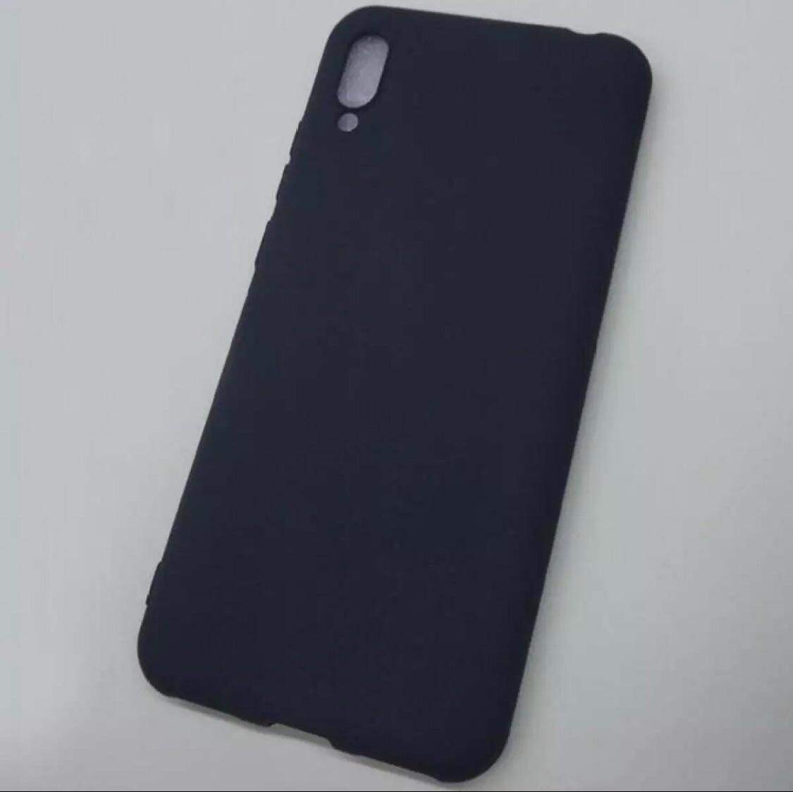 Huawei Y6 pro 2019 matte soft super slim case