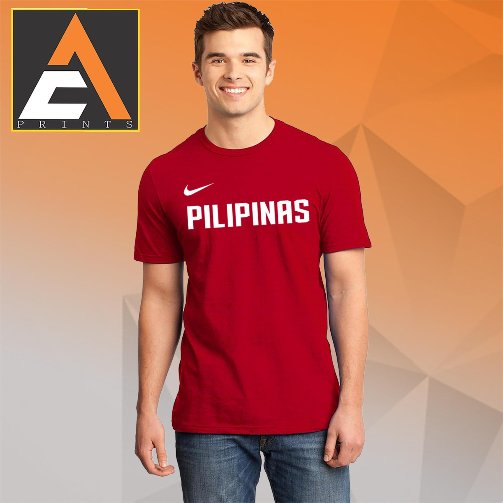 Gilas Pilipinas t shirt Basketball Shirt Unisex(Men/Women)(Male/Female