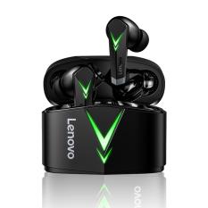 Tai nghe chơi game Lenovo LP6 TWS BT5.0 Tai nghe không dây 65ms Độ trễ thấp DSP Game / Âm nhạc Chế độ kép Tai nghe nhét trong tai dành cho game thủ Thể thao Tương thích với iOS Android