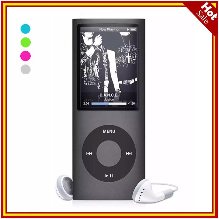 Compact and Portable MP3 / MP4 Player With Photo Viewer, E-Book Reader and