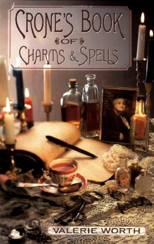 Crones Book Of Charms & Spells 2nd Edition By Galleon.ph.