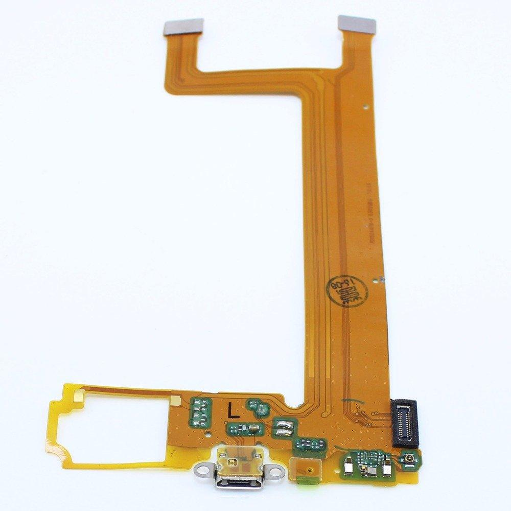 MK FLEX FOR VIVO v3 V3L Charging Port Micro USB Charger Dock Connector Flex  Cable microphone