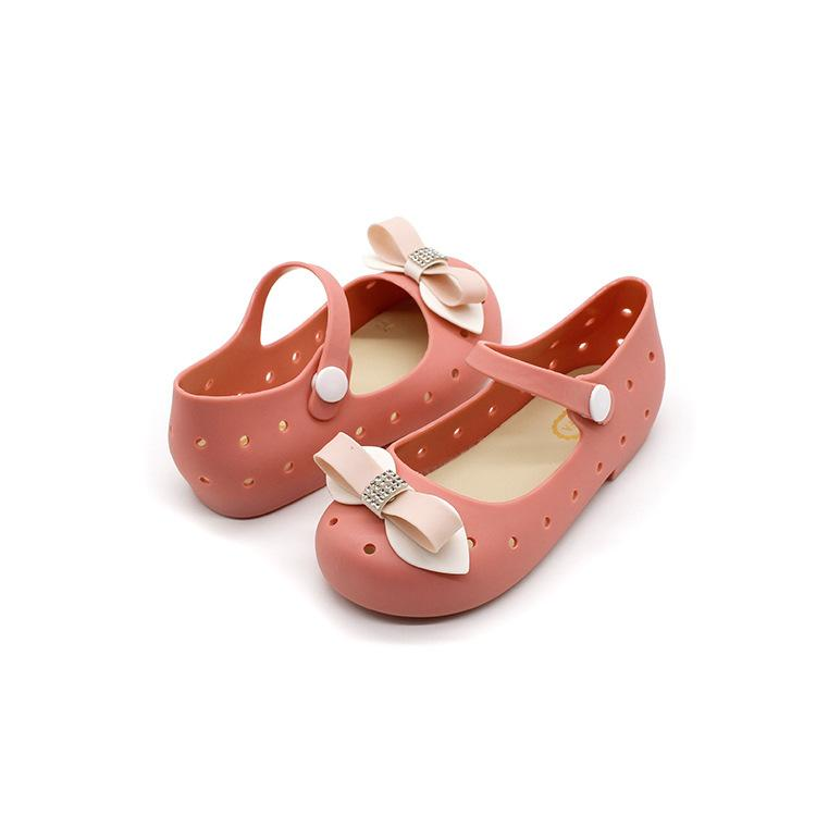 437cc7e65b30 2019 New Style xia er Children Sandals women Princess Sandals Shoes  Anti-slip Waterproof And