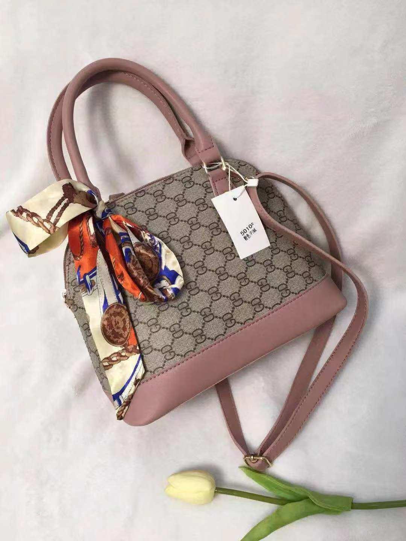 85e2f50dc209 Ella Fashion Korea Fashion Shell Bag Shoulder Sling Bag With Free Scarf  Twilly #610