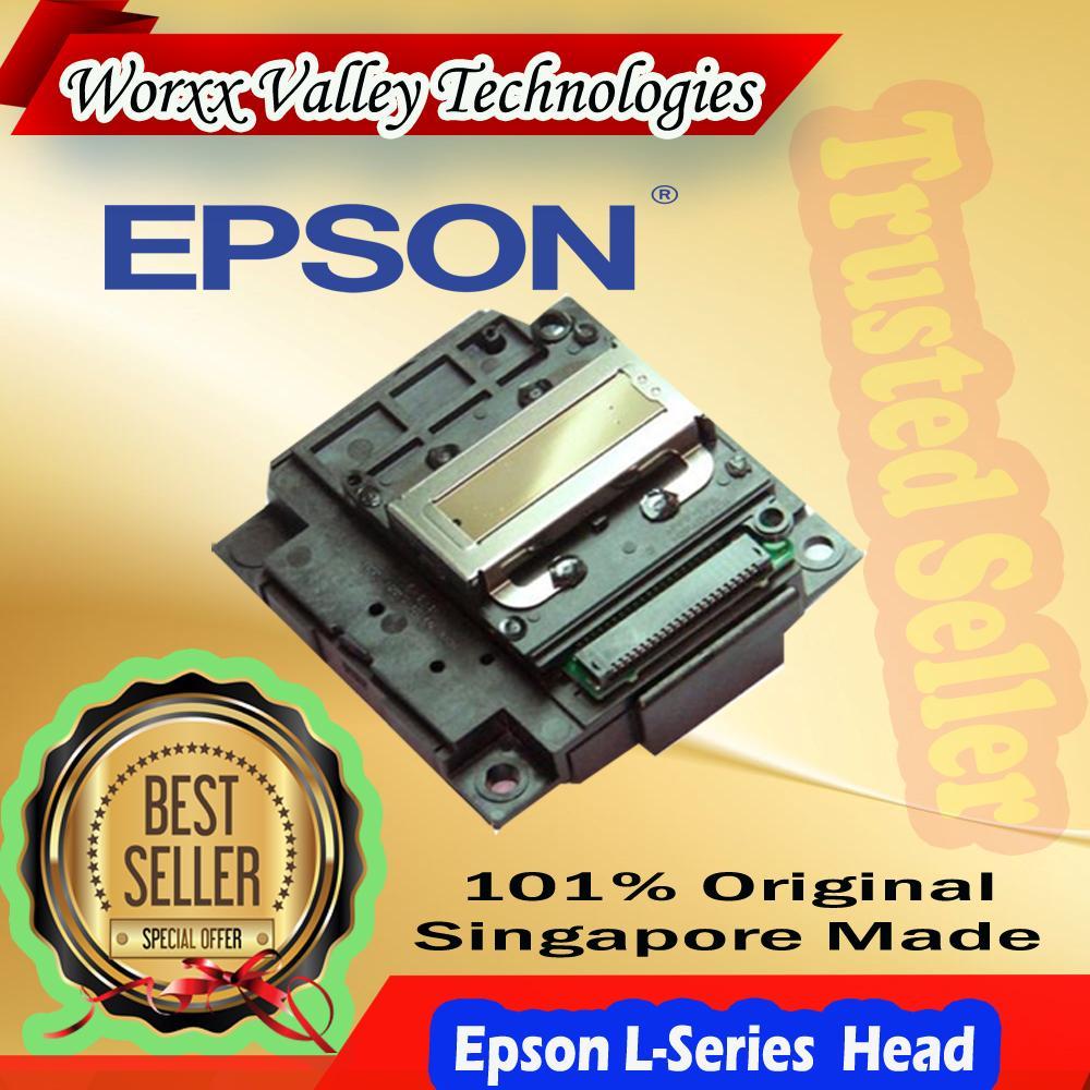 Original Printer Head Epson L110 L120 L210 L220 L310 L360 L565 L300  L301etc