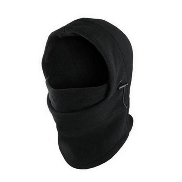 bc2a254b4f4 Multi-function Thermal Fleece Balaclava Hood Police Swat Wind Stopper Mask