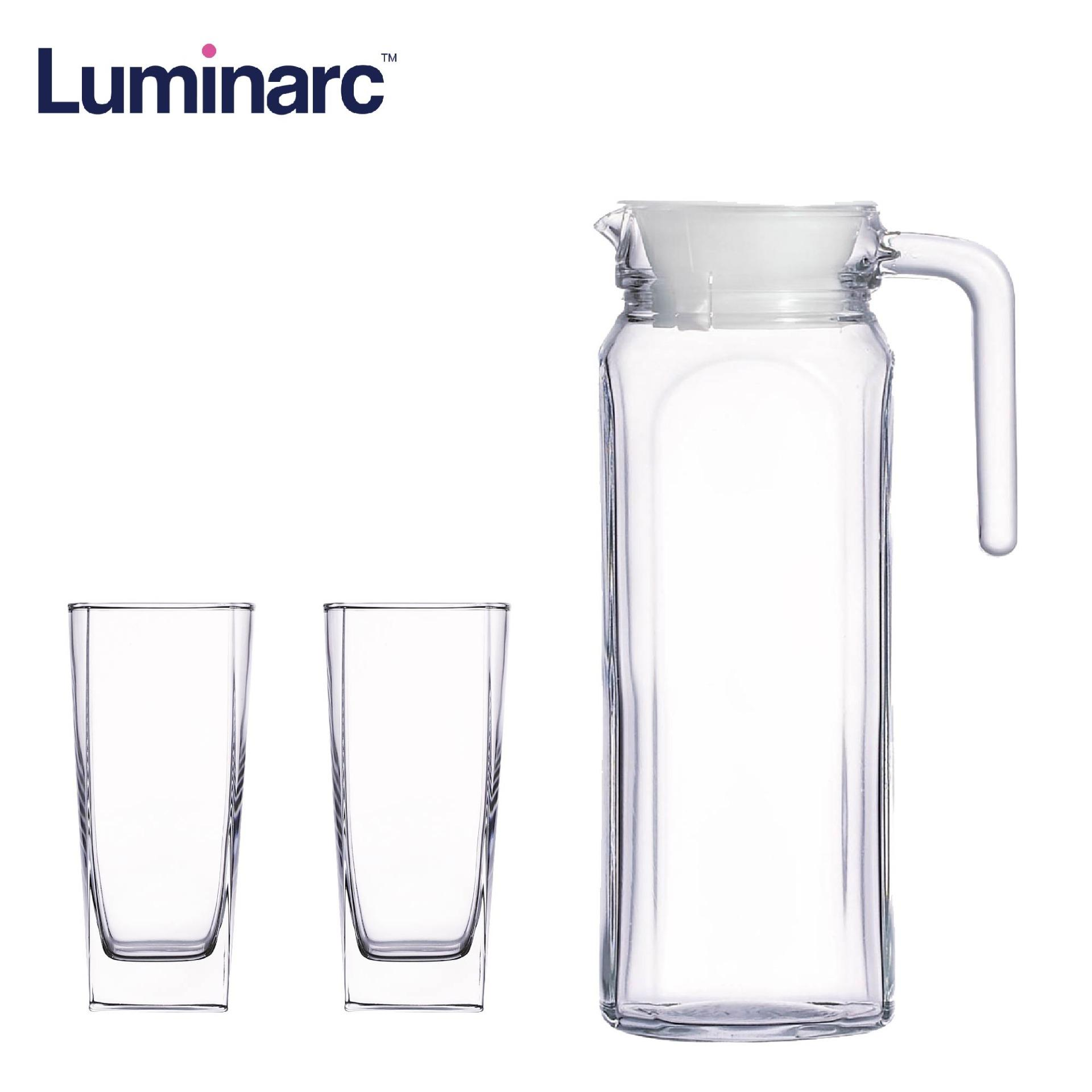 Luminarc 3pc Boissen Water Set