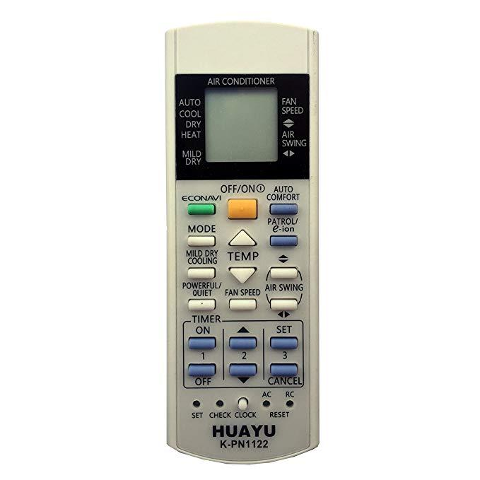 Huayu K-PN1122 Panasonic Split Type Air-con Compatible Remote Control