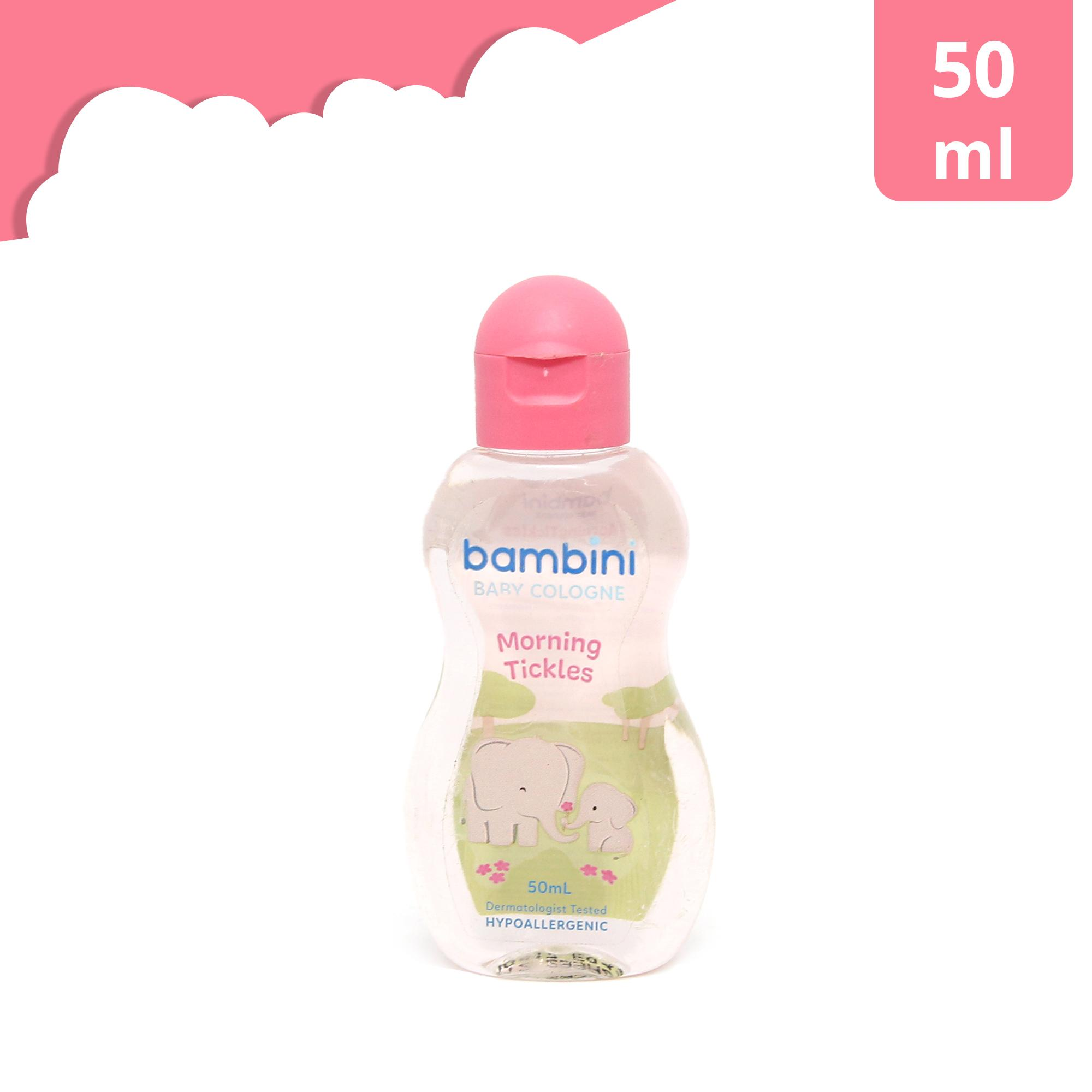 Bambini Cologne 50ML(Morning Tickles)