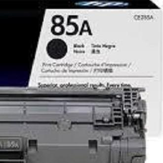 HP 85A Black Original LaserJet Toner Cartridge (CE285A) for HP LaserJet Pro  M1212nf, M1217nfw, P1102w