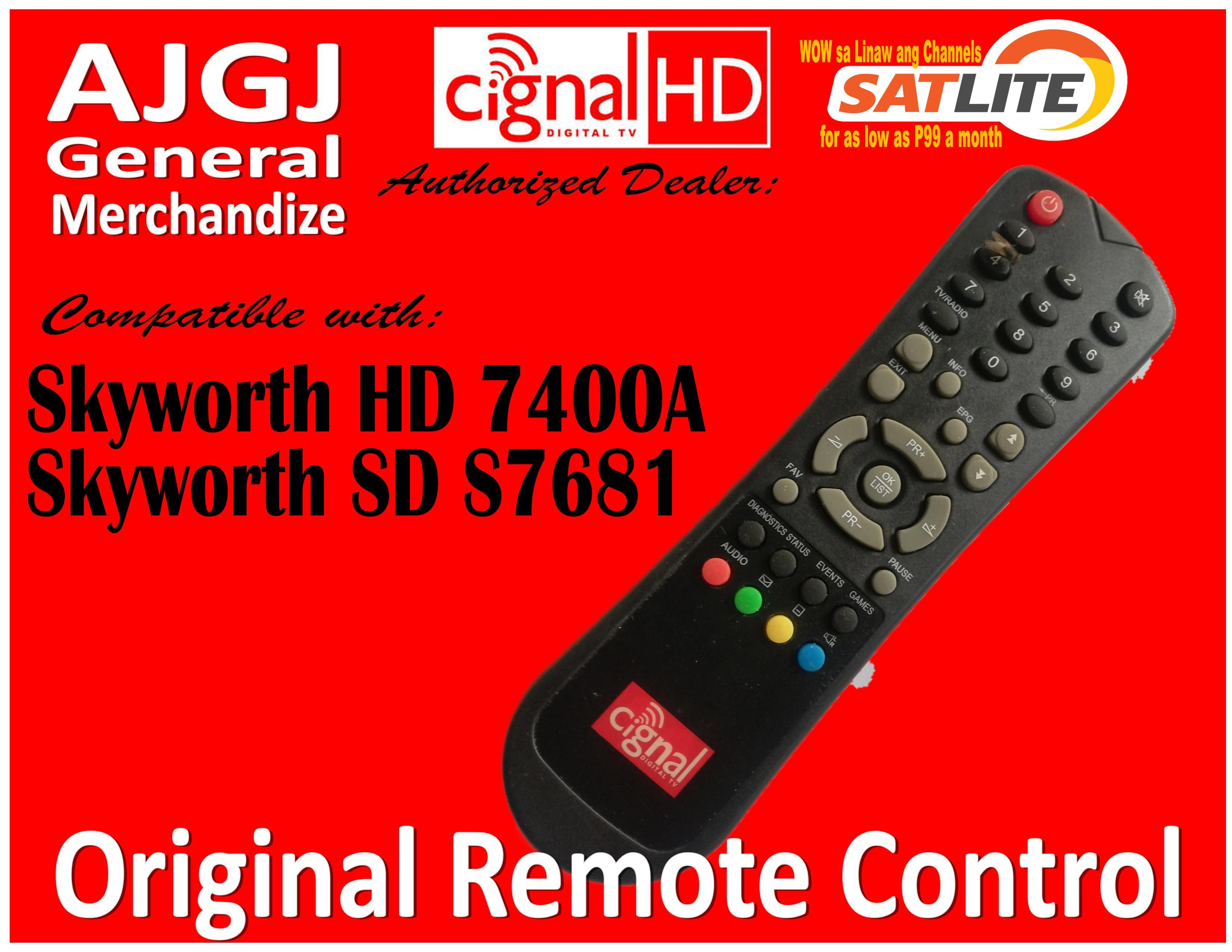 Skyworth Philippines - Skyworth TV Remote Controllers for