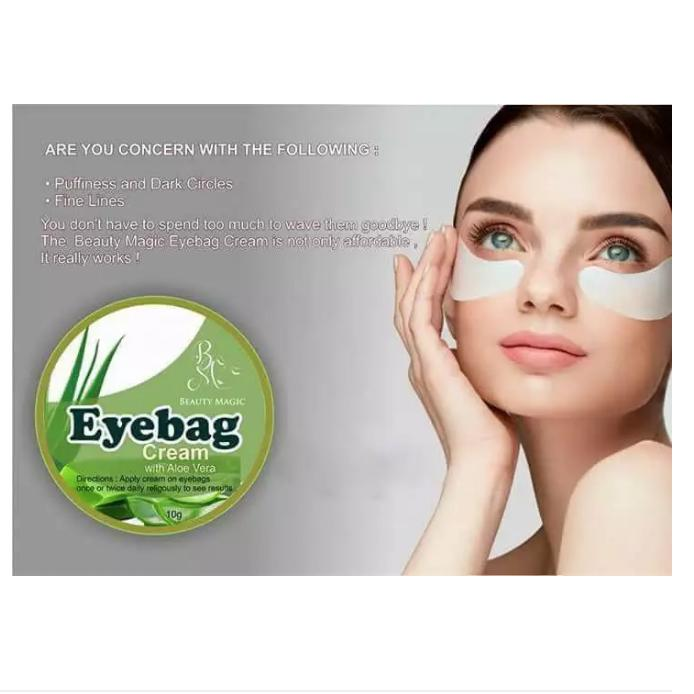 740a8a10258 Eyebag Removal Cream by Beauty Magic - Get rid of eye bags 10g