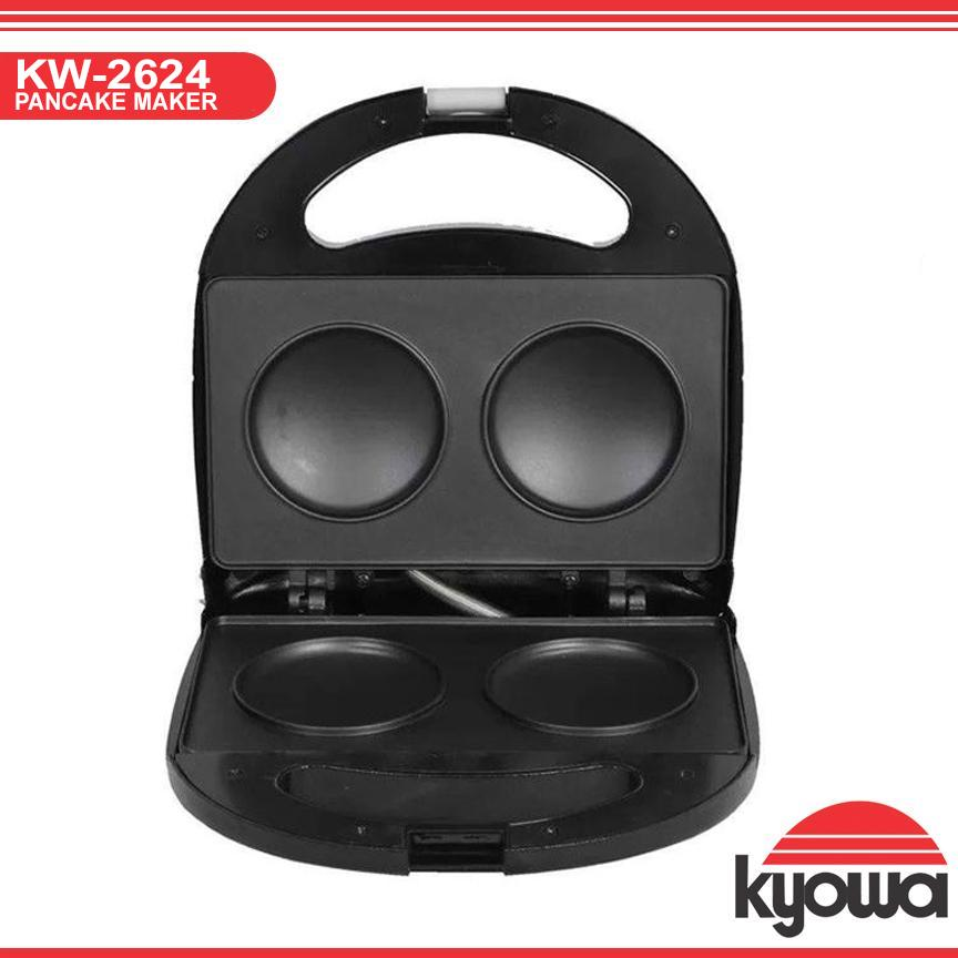 Kyowa Kw-2624 Pancake Maker (black) By D&d.