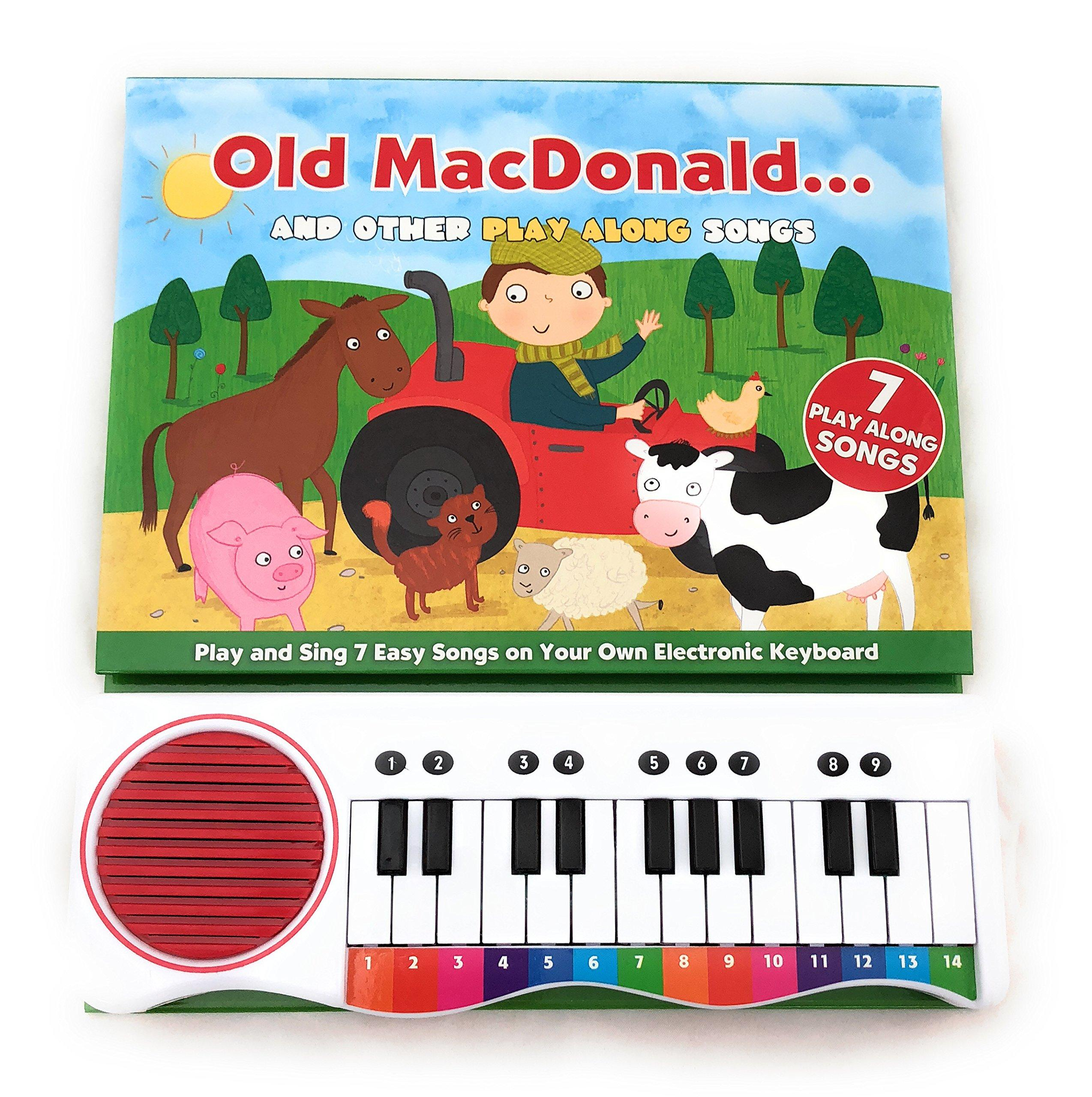 Old Macdonald And Other Play Along Songs By Hawker.
