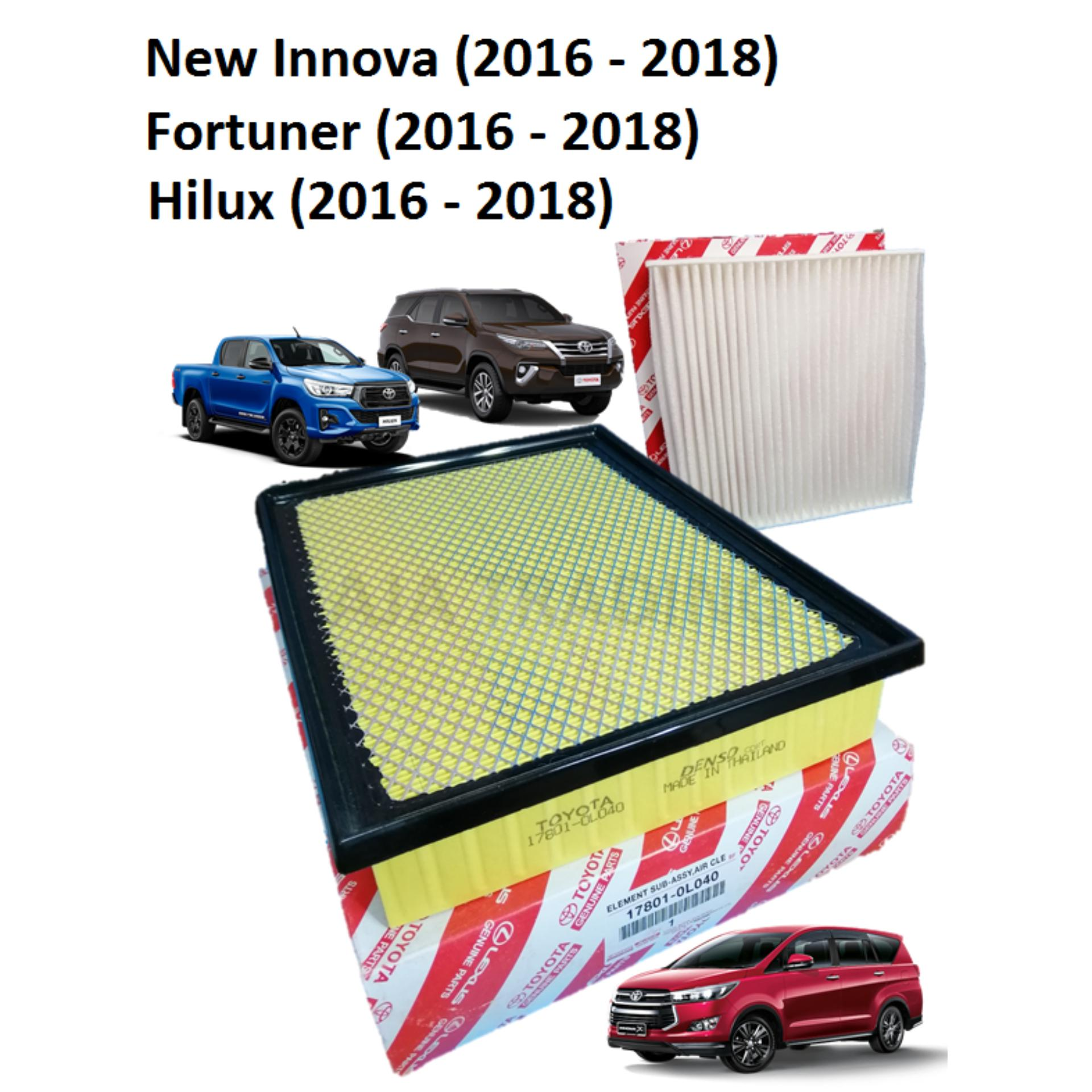 Car Engine Parts For Sale Replacements Online Brands 1989 Isuzu Trooper Wiring Combo Air Filter And Cabin Toyota New Innova 2016 2018