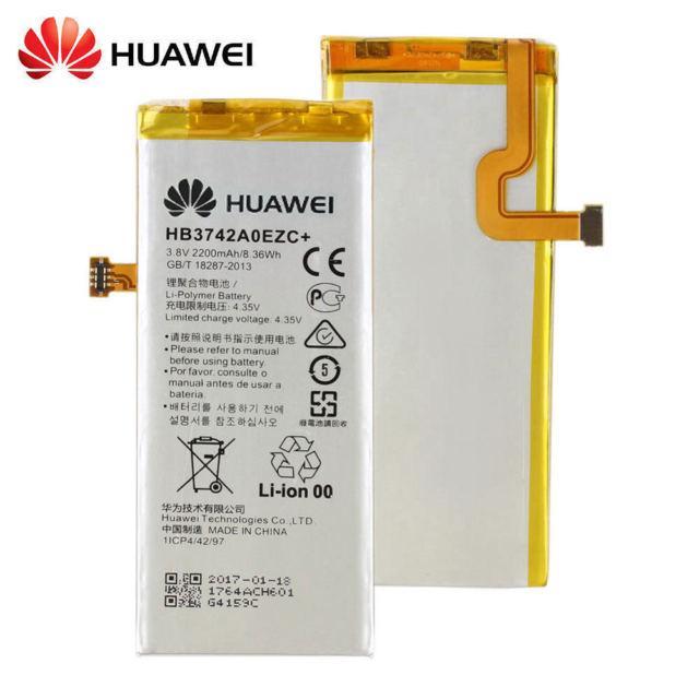 OEM Battery for Huawei Honor P8 Lite Ale-l21 Hb3742a0ezc 2200Mah  (Authentic/Original)