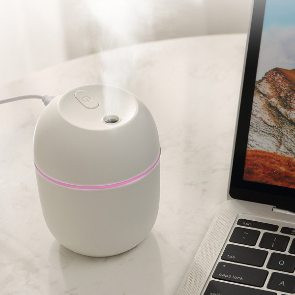 Home Bedroom Large USB Capacity Small Portable Alcohol Humidifier Singapore