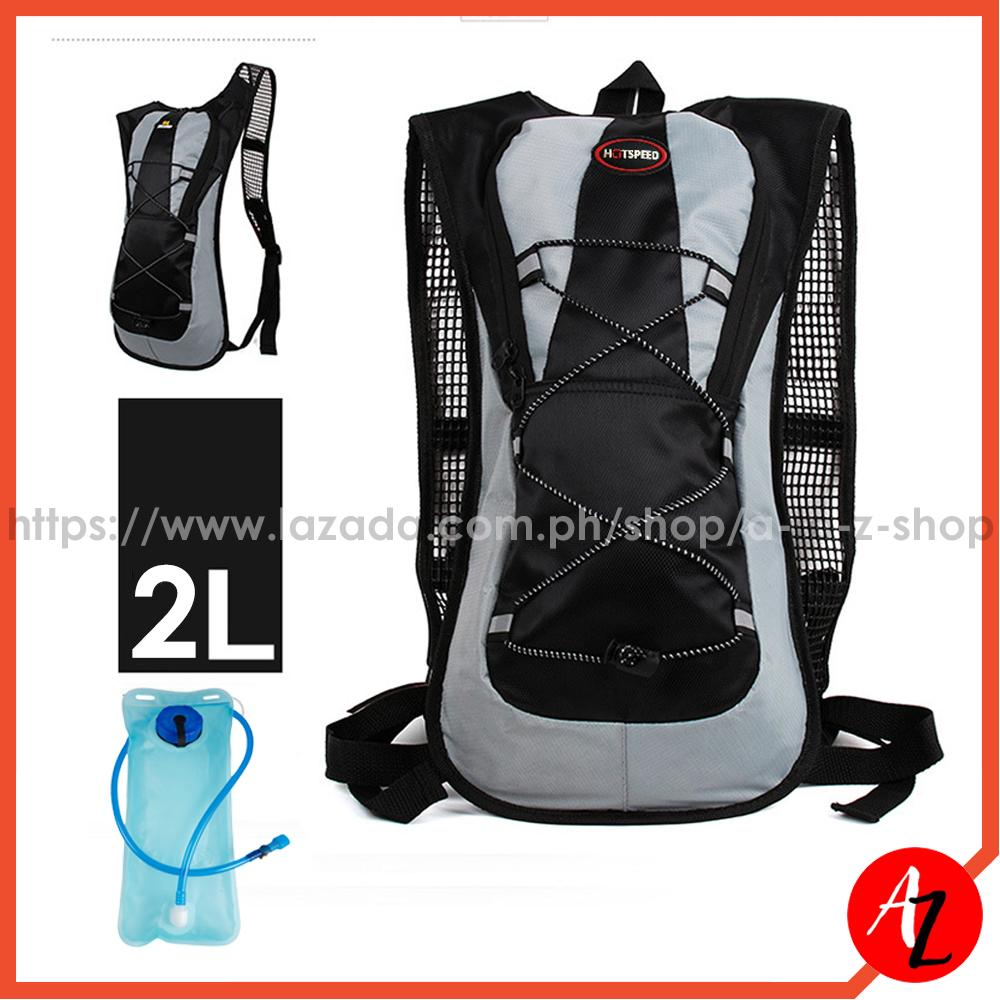 2 Liter Hydration Pack for Outdoor Camping Sports with Bladder