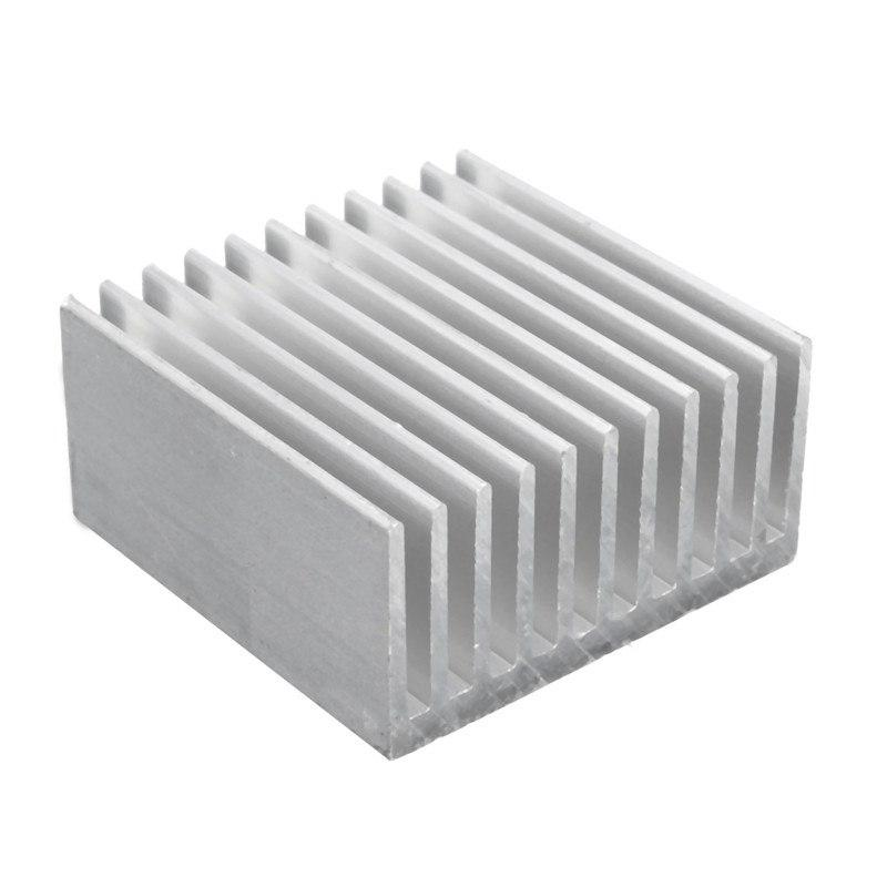 40x40x20mm Aluminum Heatsink By Falconthings.