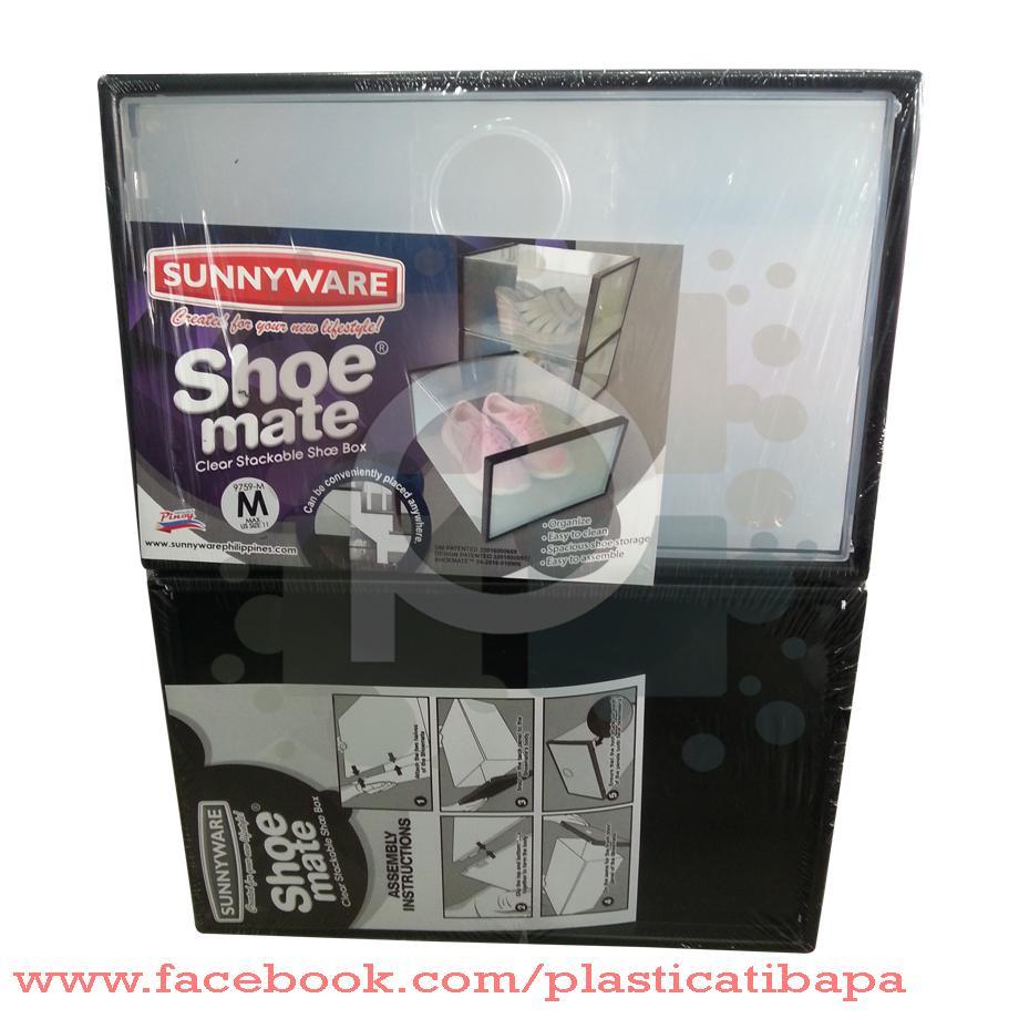 Sunnyware Shoemate Medium By Plastic Atbp..