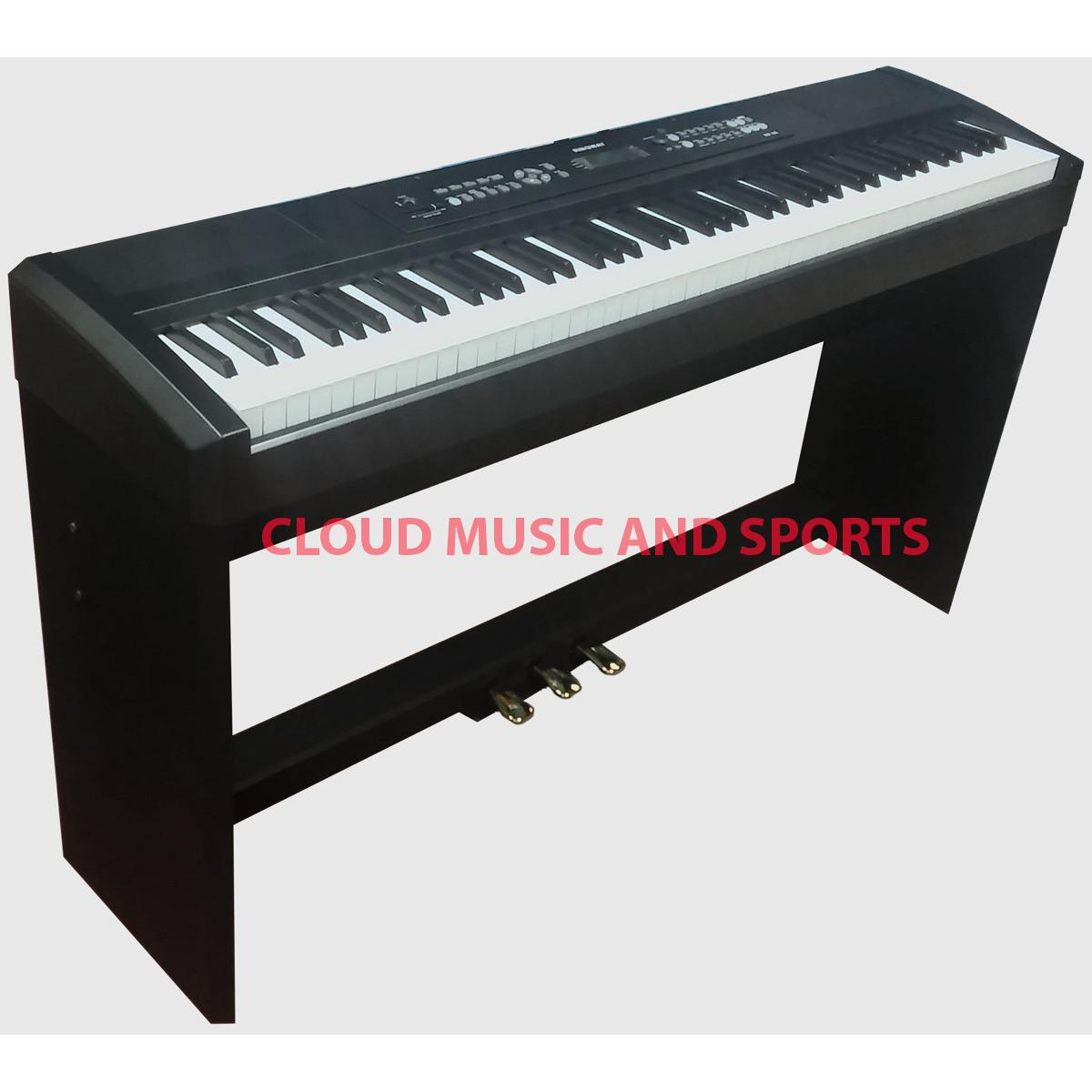 Ringway RP-35 Digital Piano, 88 hammer keys with Stand