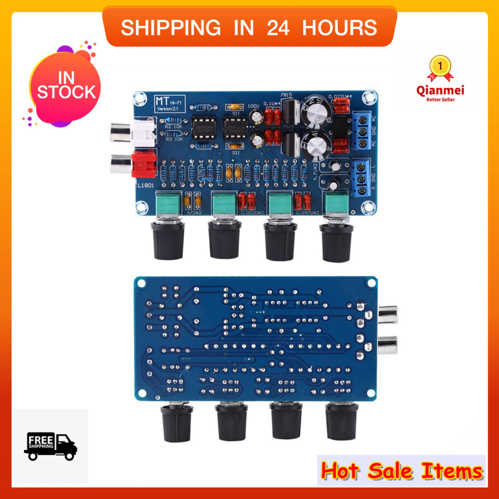 Other Electronics For Sale Consumer Prices Hi Fi Tone Control Hifi Op Amp Amplifier Ne5532 Preamplifier Volume Assembled Board Intl