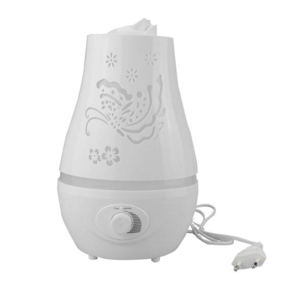 TOP(Clearance SALE)Ultrasonic 7 Color LED Light Air Humidifier Electric Home Office Baby Room Essential Oil Aroma Diffuser Mist Maker Diffuser Singapore