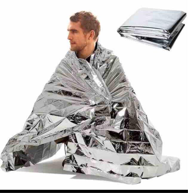 Outdoor Emergency Blanket By Myeadventure Shop.