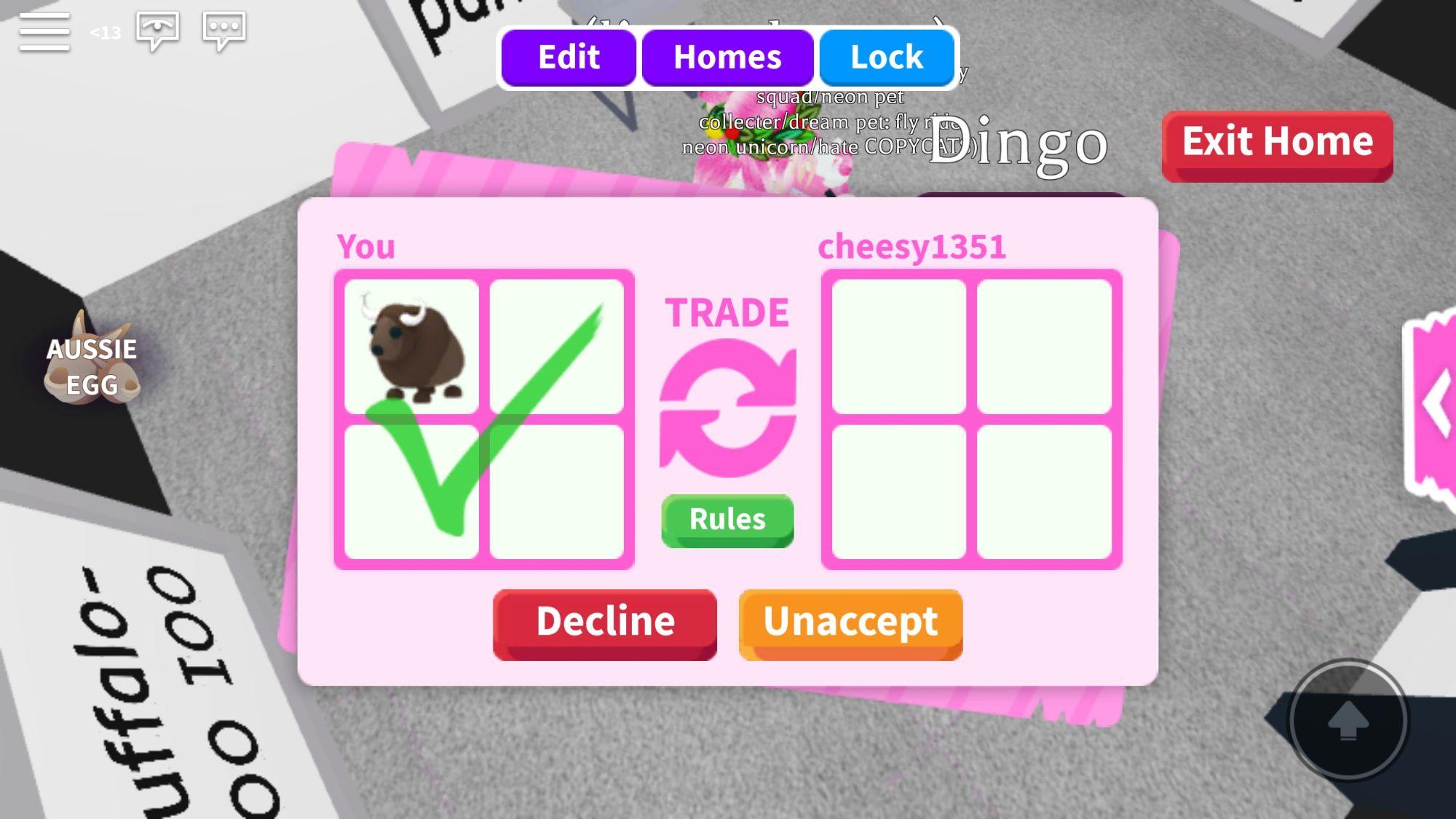 Adopt Me Roblox Nfr Bat Dragon Neon Bat Dragon Lazada Ph