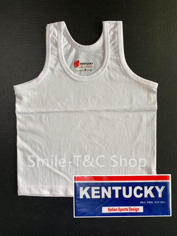 28ef1878b5 Kentucky Sando White for Kids