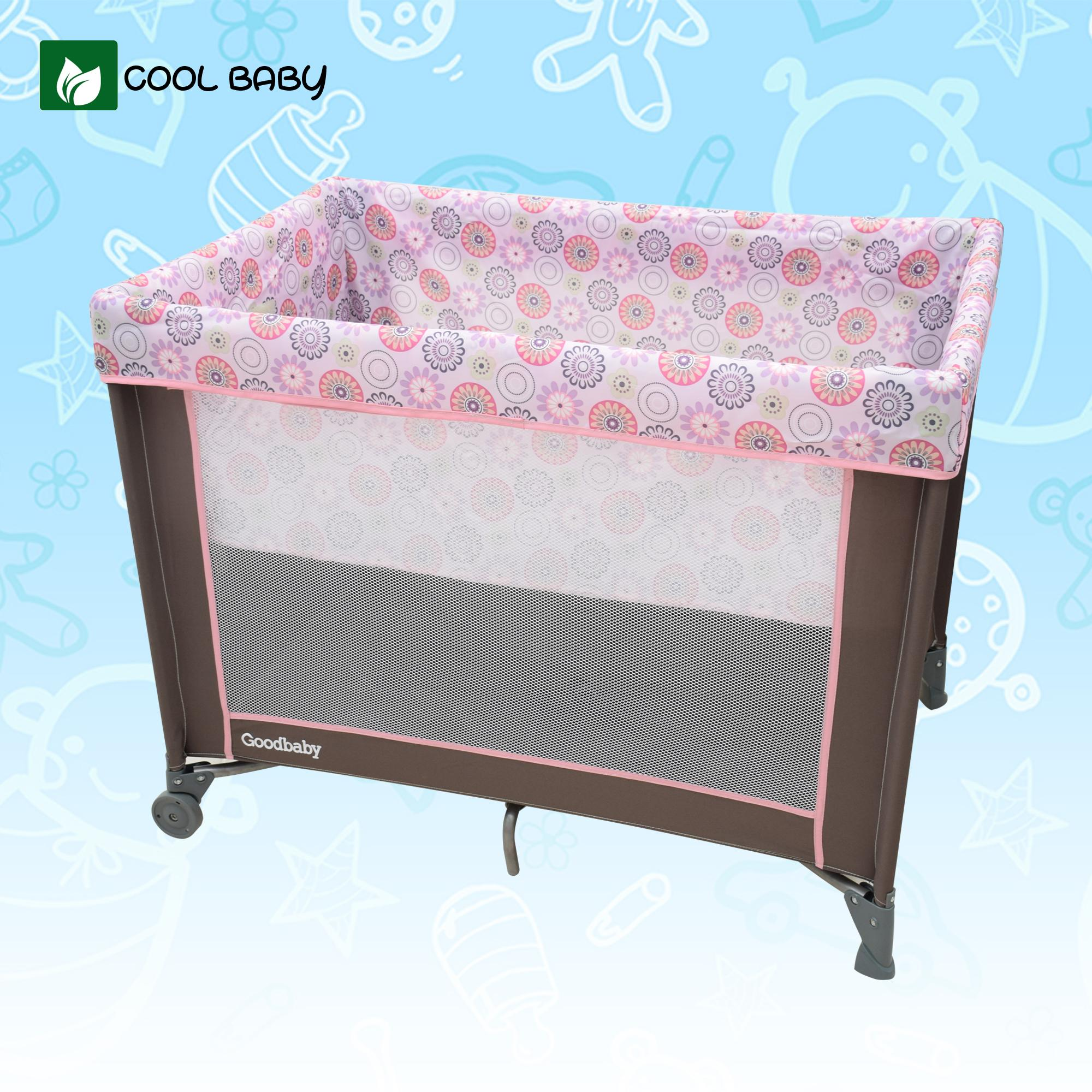Cool Baby H942z 4/11 Baby Crib Nursery Playpen By Cool Baby.